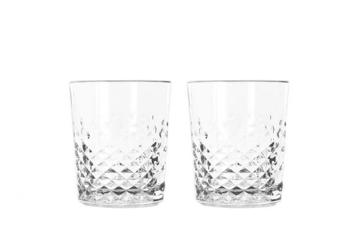 Carats Whiskey Glass