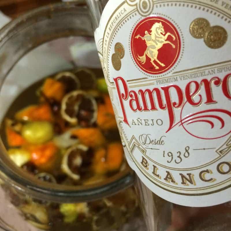 DIY Spiced Rum Recipe