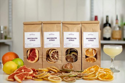 Dehydrated Citrus Fruit