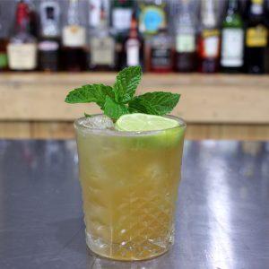 Navy Grog Cocktail Recipe