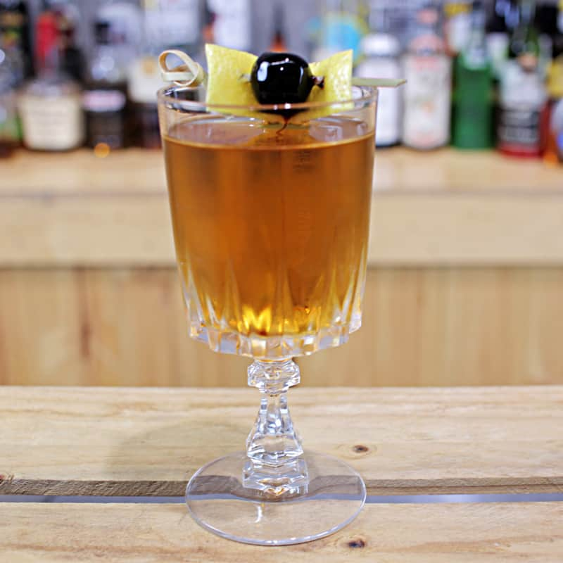 Bijou Cocktail Recipe