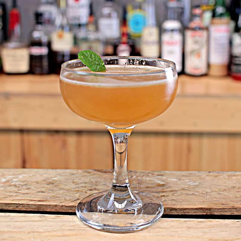Old Cuban Cocktail Recipe