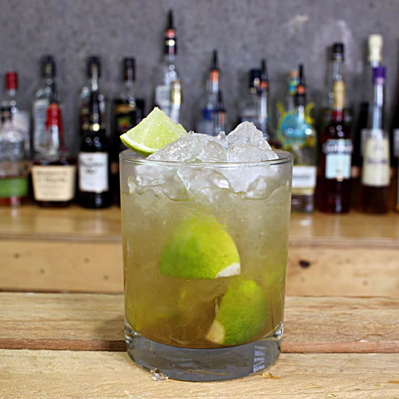 How To Make A Caipirinha Cocktail Kit