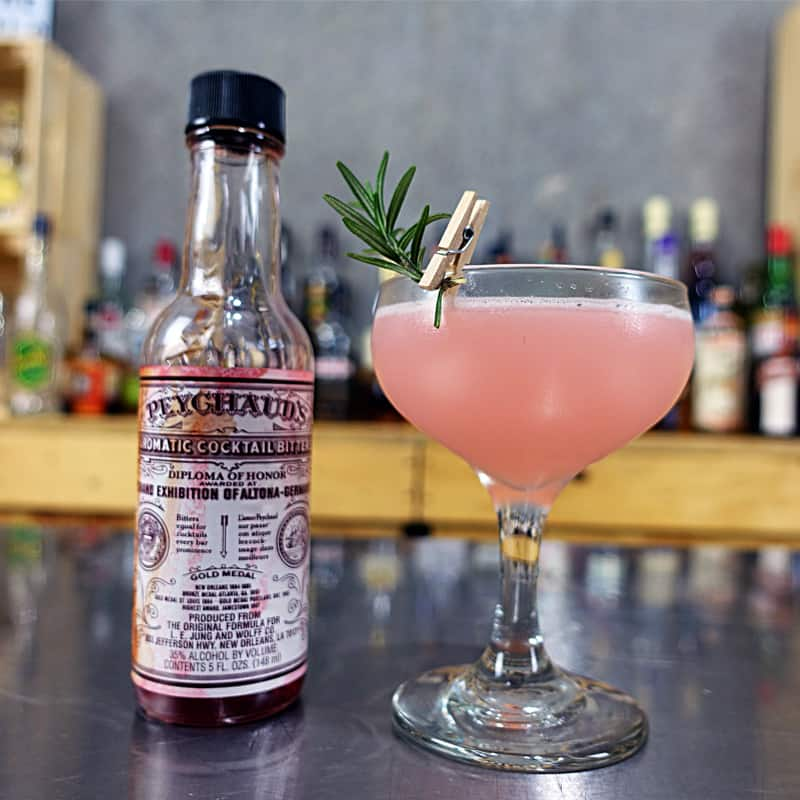 Indian Paintbrush Cocktail