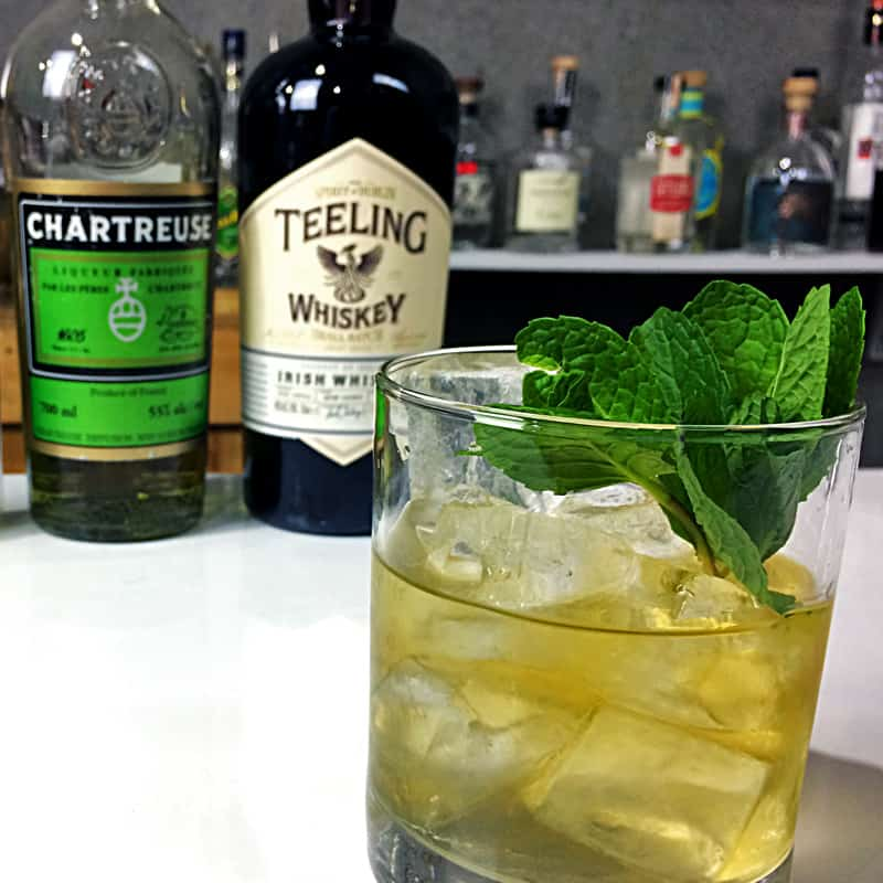 Emerald Old Fashioned