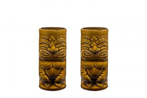 Ceramic Tiki Mugs