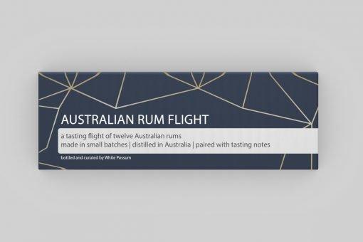 White Possum Rum Tasting Set