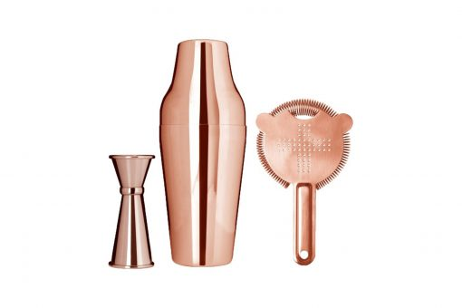 Cocktail Essentials Copper Kit