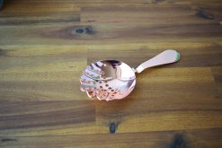 Copper Julep Strainer
