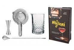 Negroni Cocktail Gift Set