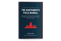 Bartenders Field Manual