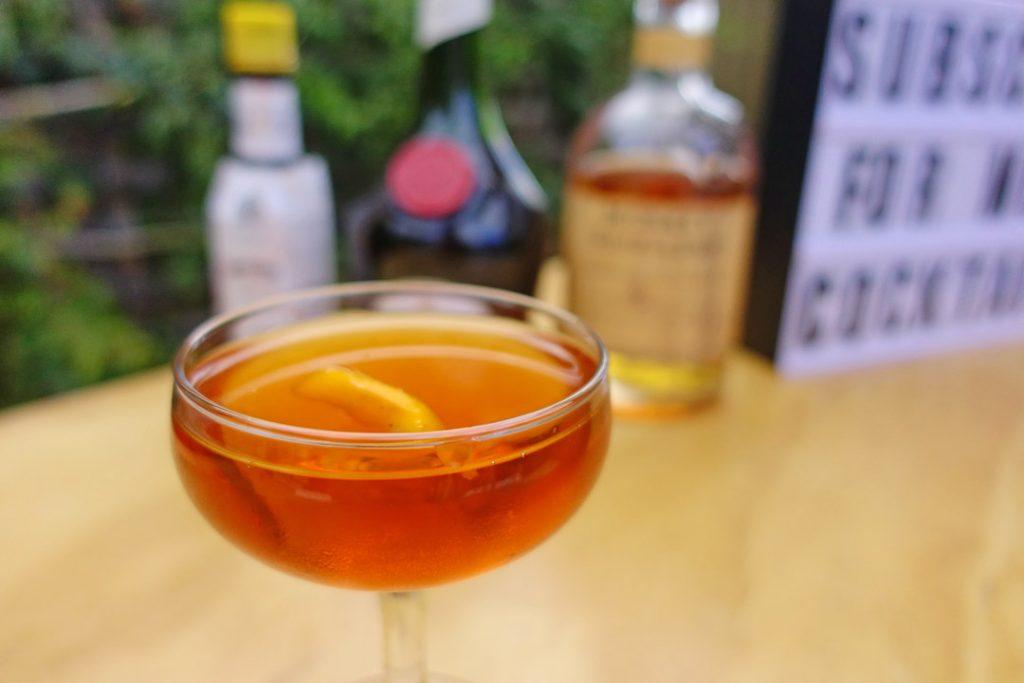 Highlander Cocktail Recipe