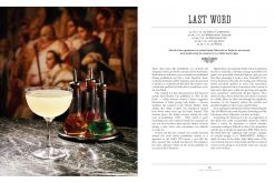 Last Word Cocktail