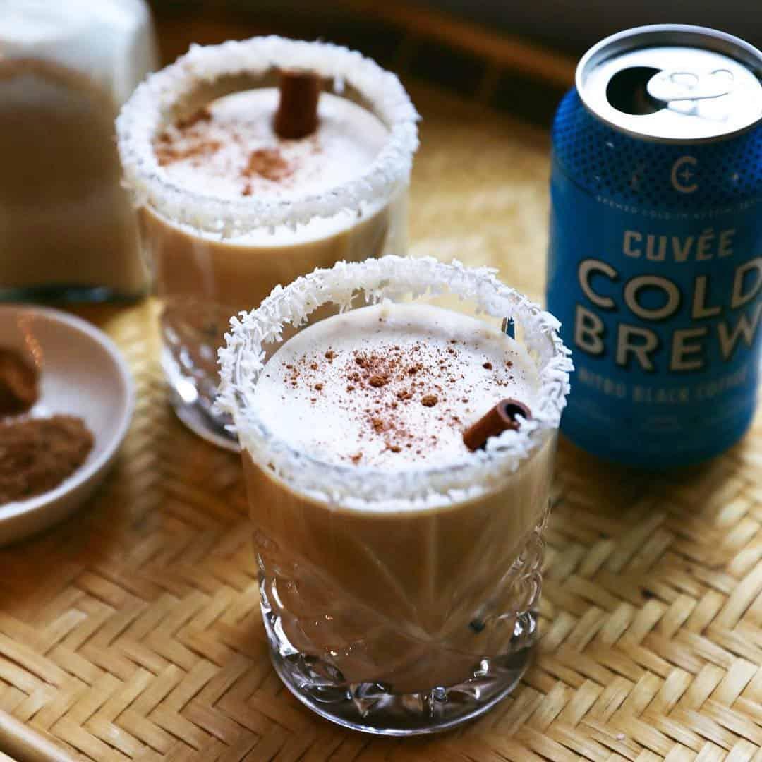 Cuvée Coquito Cocktail Recipe