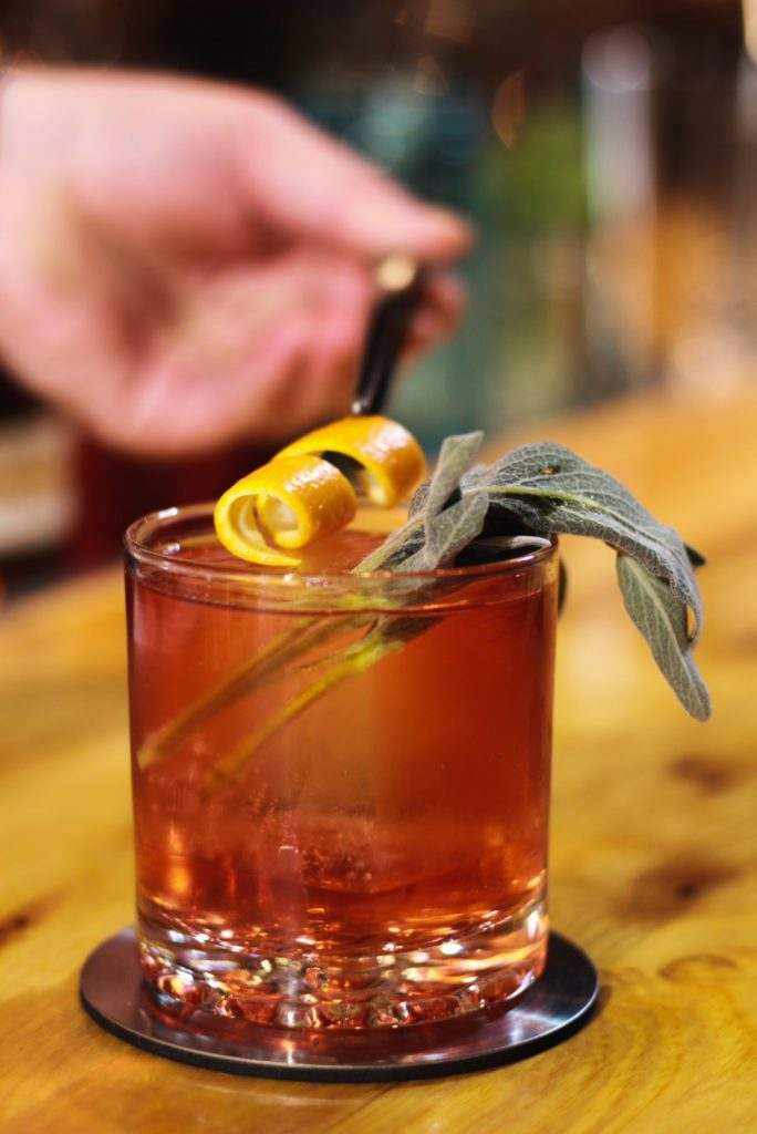 Amor Colibri Cocktail
