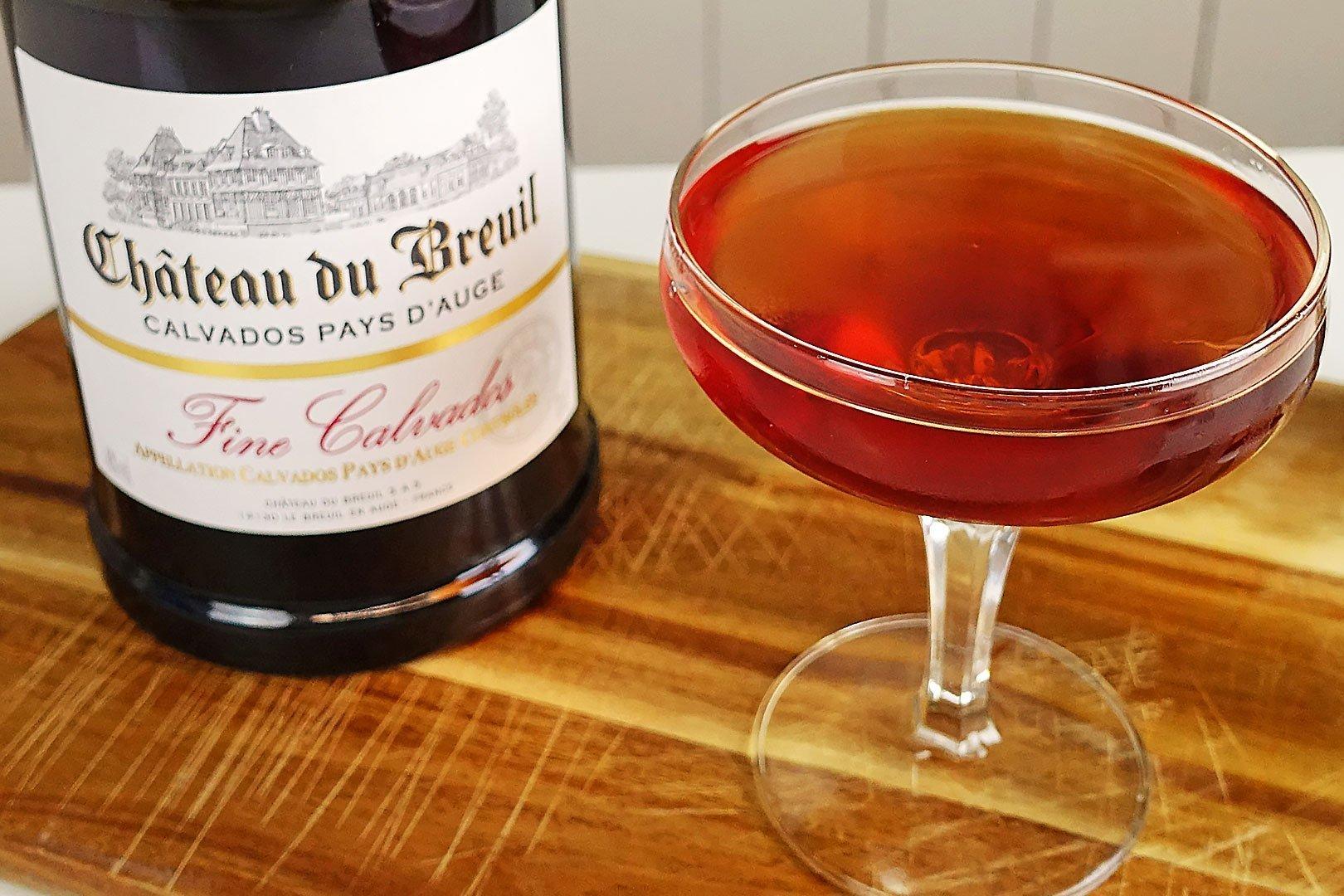 Bentley Cocktail Recipe