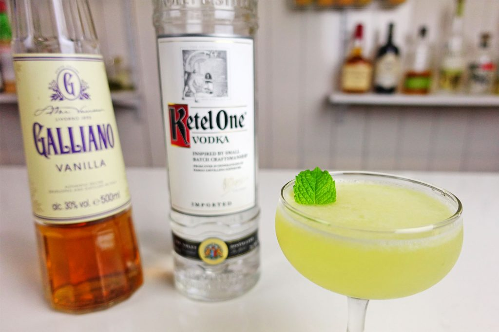 Bernice Cocktail Recipe