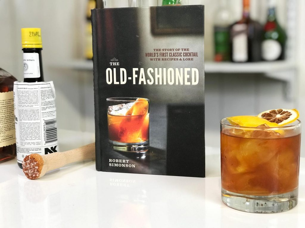 Fernet Old Fashioned