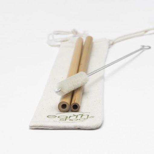 Long Bamboo Straws