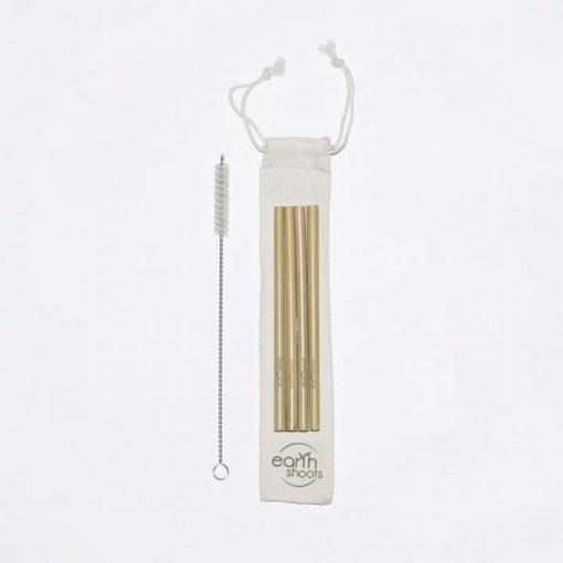 Short Bamboo Straws