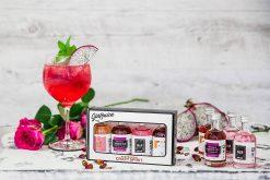 Pink Gin Cocktail Set