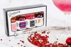 Pink Gin Tasting Set
