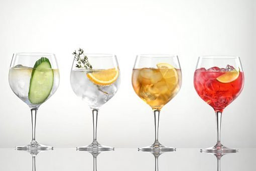 Gin Tonic Glasses