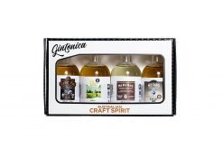 Barrel Aged Gin Gift Set