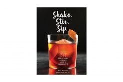 Shake Stir Sip Book